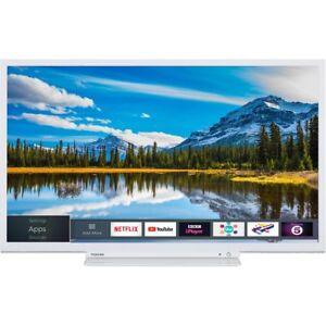 Toshiba 32D3864DB 32 Inch 720p HD Ready A+ Smart LED TV TV/DVD Combi 3 HDMI