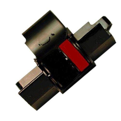 IR-40T schwarz//rot Farbrolle Farbrolle für Casio IR40T-Tischrechner CASIO