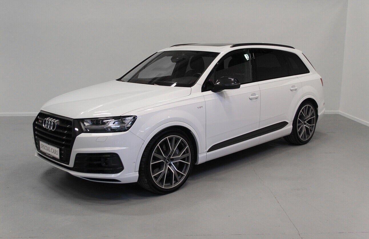 Audi SQ7 4,0 TDi quattro Tiptr. 5d - 6.849 kr.