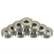 10pcs Ball Bearing 608ZZ Bearing Deep Groove Ball Bearing 8mm*22mm*7mm Useful