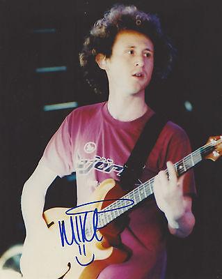 Rock & Pop Brilliant Incubus Guitarist Mike Einziger Hand Signed Authentic 8x10 Photo W/coa Guitar Music
