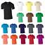 Gildan-softsyle-Camiseta-Cuello-Redondo-100-Algodon-Suave-Top-Liso-Hombre