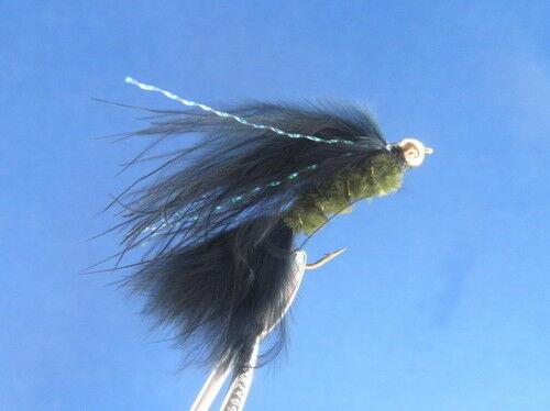 Cats Whisker Fishing Flies Choice of Colour Size /& Qty Top Trout fly