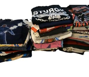 Vintage-90-s-2000-S-6-tee-shirt-lot-de-gros-vrac-aleatoire-lire-description