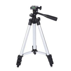 Aluminium-Camera-Monopod-Tripod-Stand-For-Nikon-Canon-Cameras-Camcorder