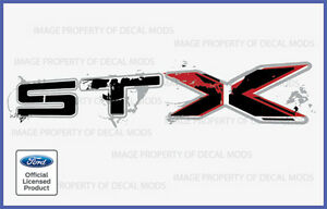 2003 Ford F150 FX2 SPORT Decals Stickers FB Truck Bed Side Full Color BLACK