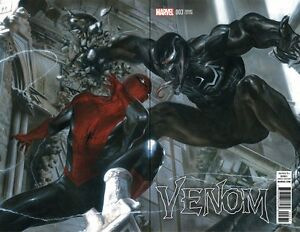 Venom-3-Marvel-2017-Gabriele-Dell-039-Otto-Color-Wrap-Variant-Spider-Man-Encounter