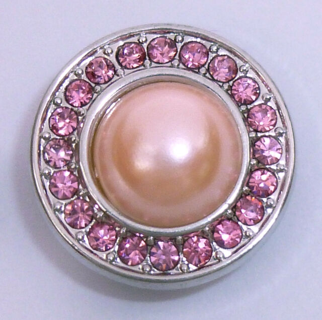Genuine Snap It Buttons Fit Snaps Style Jewelry **We Combine Shipping**