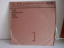 NHK SYMPHONY ORCHESTRA / HIROYUKI IWAKI : YUZO TOYAMA Rhapsody ... KC3001