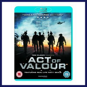 ACT-OF-VALOUR-Jason-Cottle-BRAND-NEW-BLU-RAY