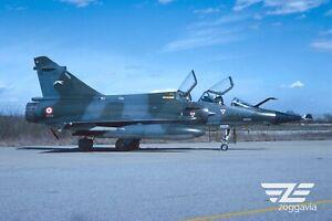 ORIGINALE-SLIDE-4-AH-Dassault-Mirage-2000-francese-Air-Force-1993