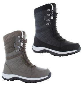Detalles de Hi tec botas para excursionismo a prueba de agua para mujer Caminar Riva UK4 8 ver título original
