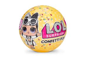 LOL-Surprise-Confetti-Pop-Serie-3-2-NEU-amp-OVP-L-O-L-Kugel