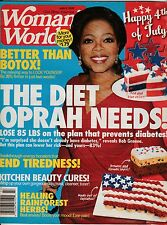 Oprah Woman's World Magazine Back Issue July 5, 2010 FREE SHIPPING