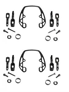 Magura evo2-adaptador incl. placa de montaje 1/2 frase para para para frenos de llantas (HS-serie) 65127b