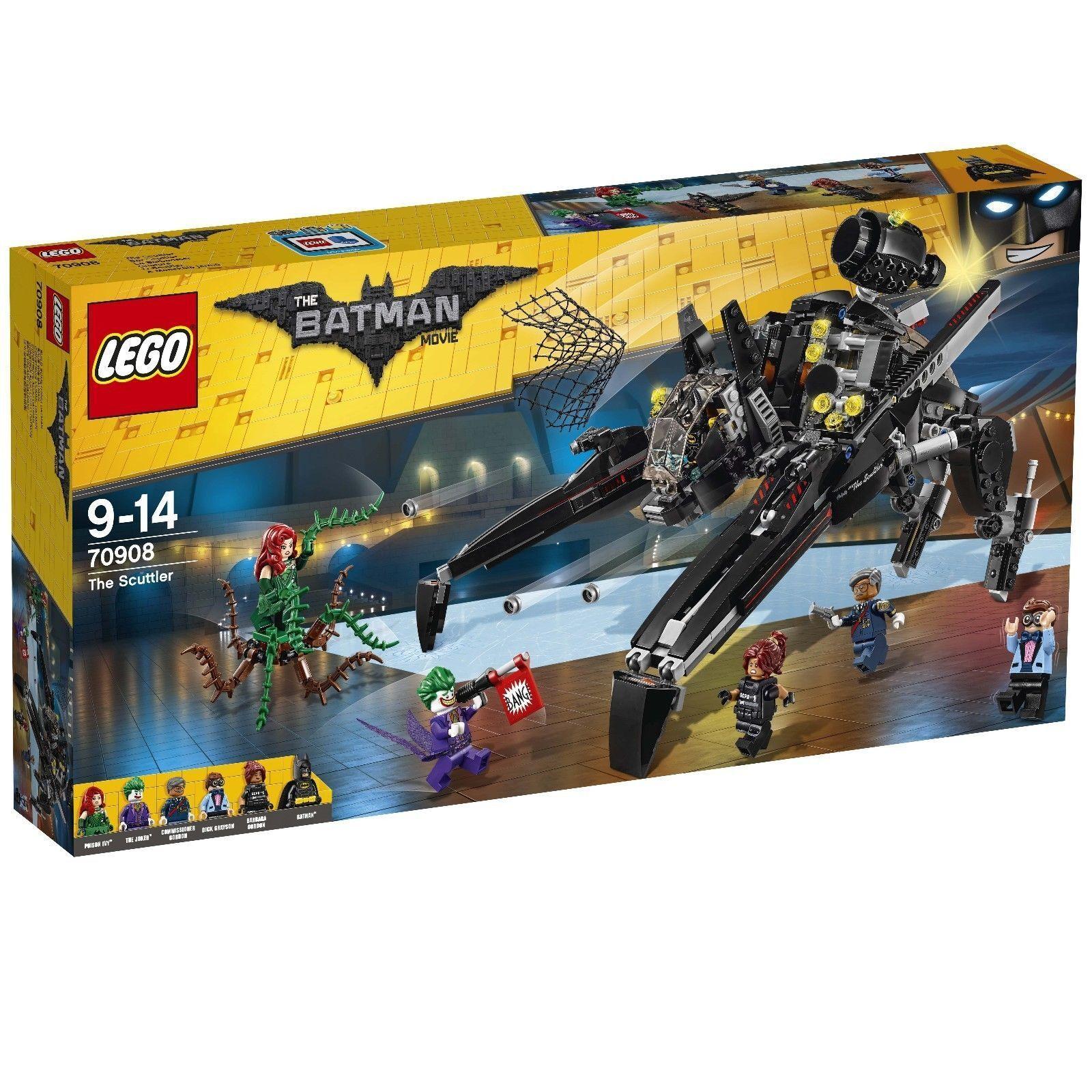 LEGO 70908 THE BATMAN MOVIE The Scuttler
