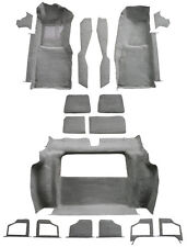 78 - 82 Corvette Complete Carpet Set, NEW
