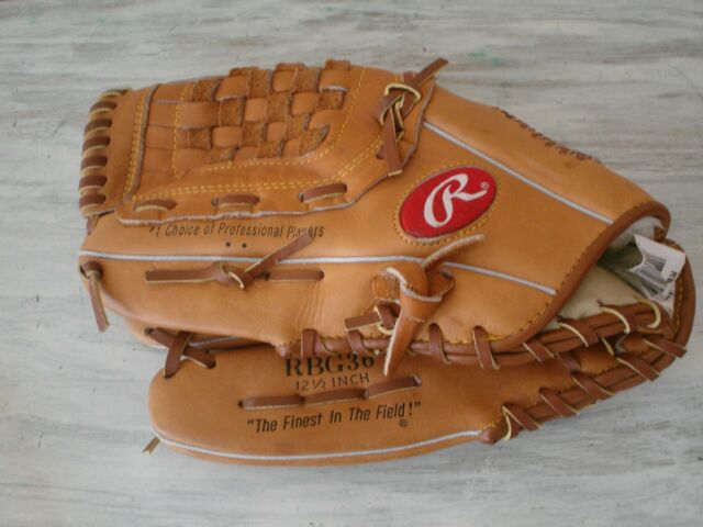 17d69bcdd0 Rawlings RBG36 Glove Player Preferred Series 12.5 Ken Griffey Jr LH Thrower  NWOT