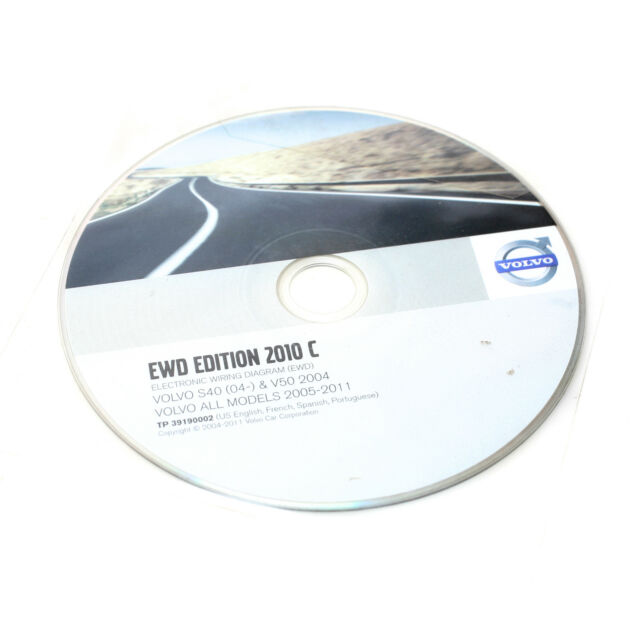 Ewd Edition 2010c Volvo Electronic Wiring Diagram S40