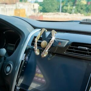 Car-Air-Vent-Mount-Crystal-Phone-Clips-Holder-Stand-For-Mobile-Phone-GPS