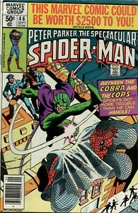 Marvel-Comic-Spider-Man-46-September-1980-Near-Mint-Unread-Condition