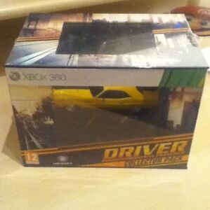 Driver San Francisco Collector Pack Xbox 360 New Very Rare Ebay
