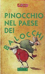 Pinocchio-nel-paese-dei-balocchi-Antonio-Tarzia-Libro-nuovo-in-offerta