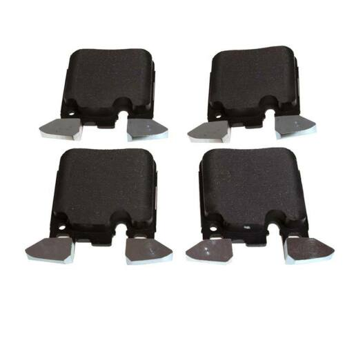 Pagid ECP-T2423 Rear Right Left Brake Pad Set 4x Replacement Pads