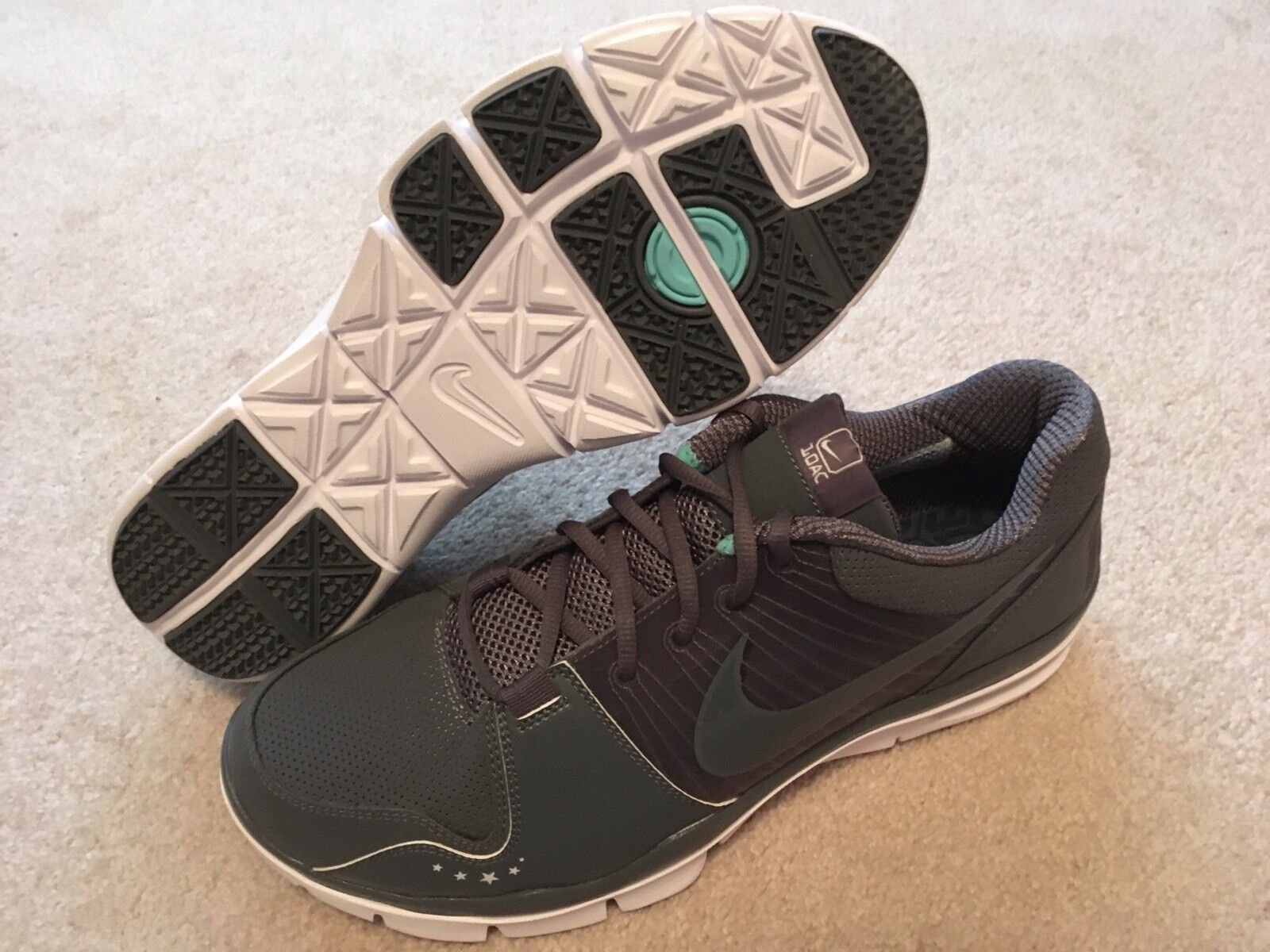 Nike Trainer 1 Caol Uno PE Sz 12.5 Promo Sample Nike Exclusive