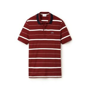 534f2fd6bd2 Lacoste Men s Polo Made in France Collection Size M PH3080-00