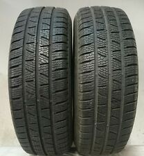 2 X 215/65/16C 109R PIRELLI CARRIER WINTER 8PR 9.55mm-9.63mm NO REPAIRS