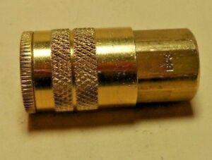"""PARKER B38 Coupler Body Brass 3//4/""""-14 NPTF"""