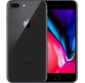 Apple-iPhone-8-PLUS-64GB-ITALIA-Space-Grey-Retina-4G-LTE-NUOVO-Smartphone-Nero
