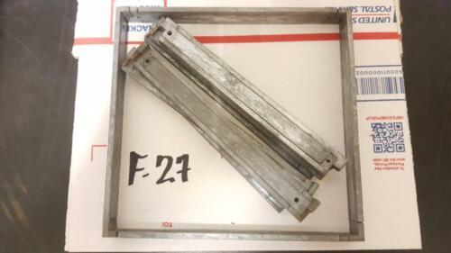 Letterpress Print Euro Adj Forms Bracing Spring Load Lock-up Chase 40x42 F27  2#