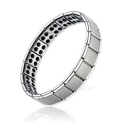 Titanium Germanium Energy Elastic Bracelet Power Bangle Man Women