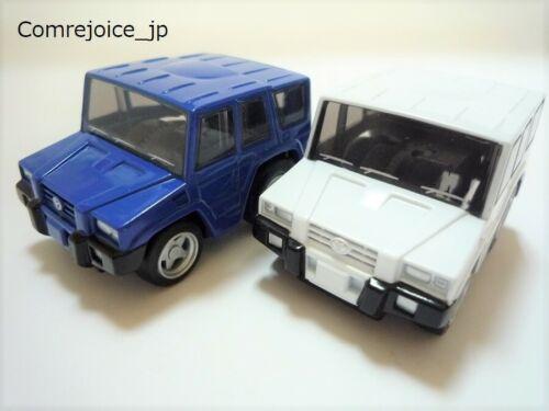 Choro Q TAKARA TOYOTA MEGA CRUISER White & Dark Blue Special Price NEW F/S