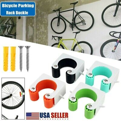 Road Bike Wall Mount Hook Indoor Bicycle Storage Parking Rack Bracket Holder USA