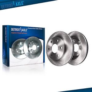 2010 For Chevrolet Express 1500 Rear Disc Brake Rotors and Ceramic Brake Pads