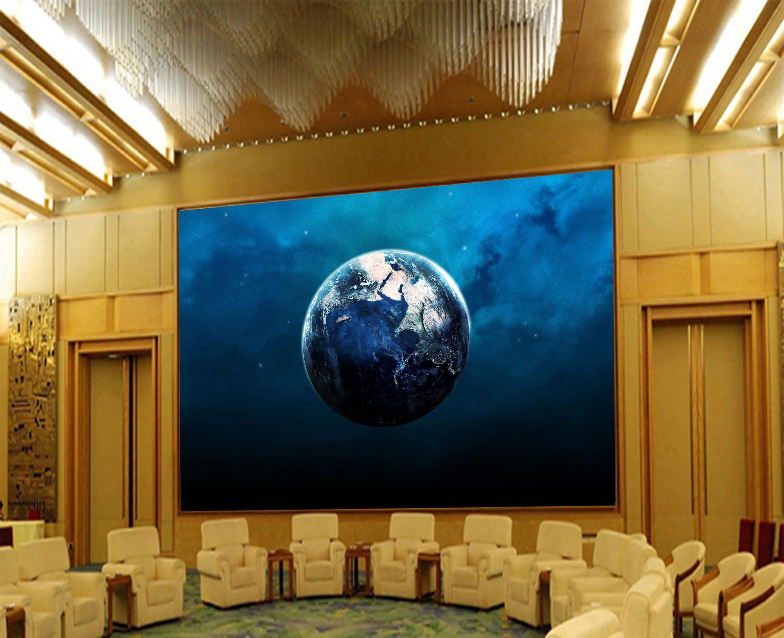 3D Bule Earth 49 Wallpaper Murals Wall Print Wallpaper Mural AJ WALL AU Summer