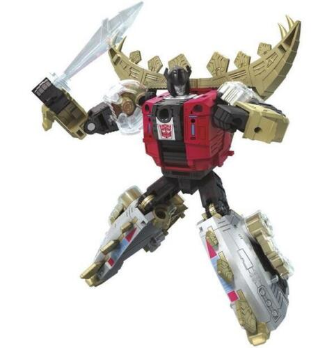 NO BOX TRANSFORMERS Generations Power of the Primes Deluxe Snarl Dinobot FIGURE