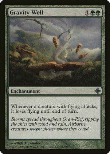 Gravity Well Rise of the Eldrazi NM Green Uncommon MAGIC MTG CARD ABUGames