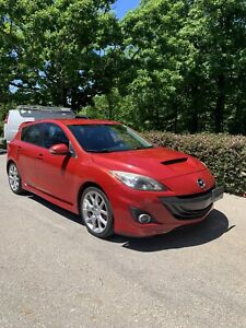 Mazdaspeed3 2011 TURBO!