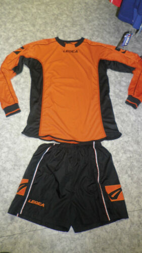 orange/schwarz  Gr.2XS,XS,S,M Trikot-Set LOSANN v Aktion LEGEA