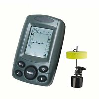 Ff-001 Lcd Portable Sonar Fish Finder Depth 2 To 240ft Outdoor Fishing Finder Uk