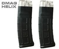 Rap4 T68 468 Dmag D-mag Helix 20rd Round Paintball Magazine - 2 Pack