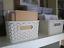 Handy-Storage-Basket-Plastic-Crate-School-Office-Kitchen-Pharmacy-Tidy-Organiser thumbnail 10