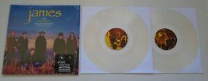 JAMES-The-Greenpeace-Palace-Concert-Euro-limited-clear-180-gram-vinyl-2-LP-MP3