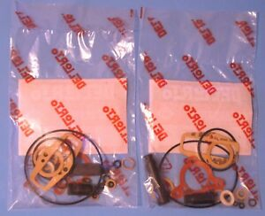 LAVERDA-500-ALPINO-MONTJUIC-CARB-GASKET-KIT-2-CARBS-SPECIAL-OFFER-PAIR