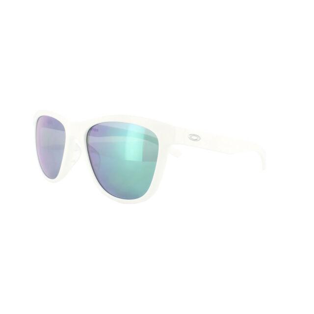 c5819425493 Oakley Sunglasses Moonlighter OO9320-06 Polished White Jade Iridium  Polarized