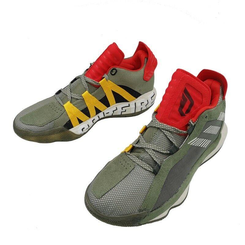 Grave Escepticismo Hacer  Adidas para Mujer 6 Damian Lillard Zapatillas Baloncesto Limited  2020-EF9867   eBay